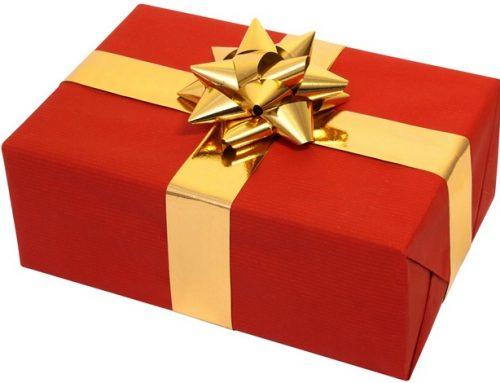 Podjela poklon paketića